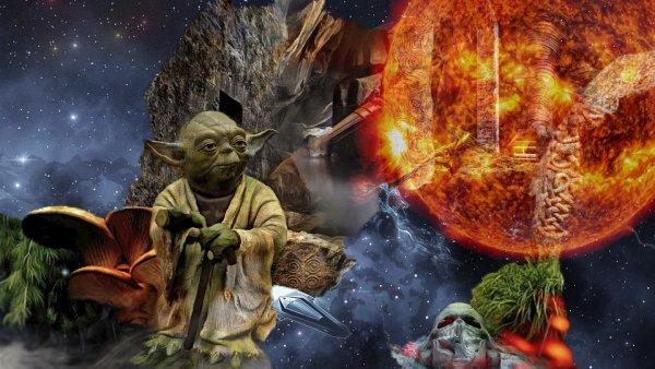 Пришельцы создали второе Солнце – Звёздная война в соседней галактике уничтожит Землю