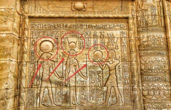 Демон Пустыни: Король Нибиру родился в Древнем Египте