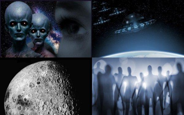 Подают сигналы с Луны: Пришельцы готовятся напасть на человечество - уфологи