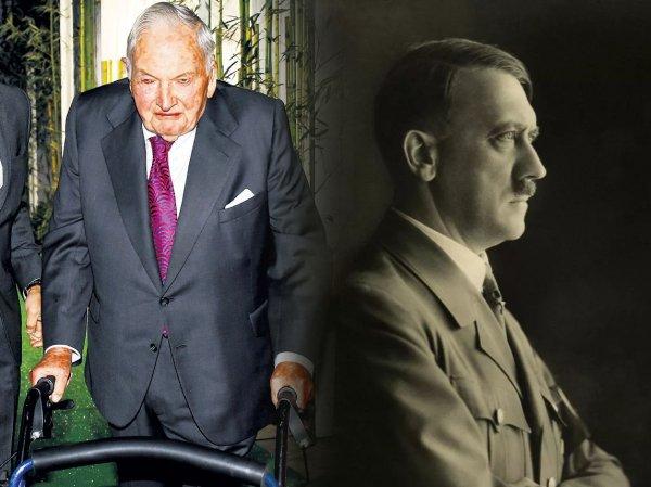 Всемирный заговор депопуляции. Клан Рокфеллеров продолжает дело нацистов?