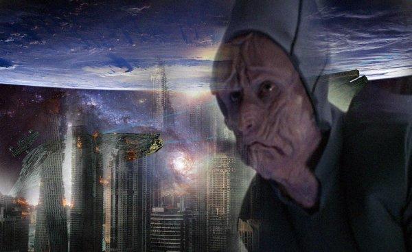 Спутник Темного Рыцаря ищет удалённые фотографии Microsoft: Пришельцы попались на глаза NASA