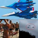 Армия России не даёт пришельцам сорвать пляжный сезон