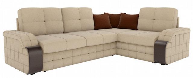 Угловой диван: современное решение для экономии места